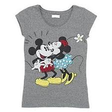 disney mickey and minnie t shirt disney store polyvore