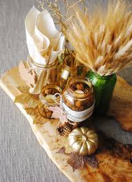 Thanksgiving Table Setting Ideas by 27 Easy Thanksgiving Centerpieces For Your Holiday Table Diy