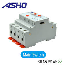 2017 selling products main switch for smart home power