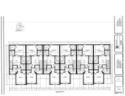multi family homes floor plans new page 1