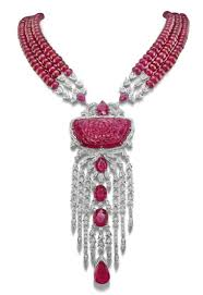 pink ruby necklace images Best of 2014 ruby jewellery and watches the jewellery editor jpg