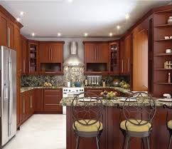 walnut kitchen ideas kitchen wonderful kitchen design with u shaped brown black