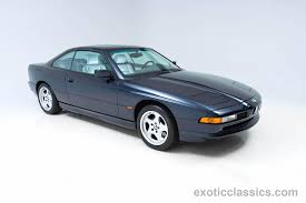 bmw dealership cars 1995 bmw 840ci 840ci exotic and classic car dealership