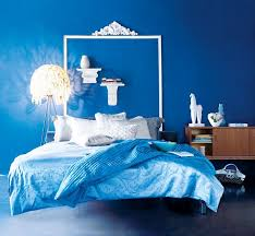 Best Blue Interior Images On Pinterest Architecture Colors - Bedroom decorating ideas blue
