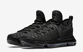 Nike Kd 9 nike kd 9 black courtside sneakers