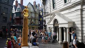 Universal Studios Orlando Google Maps by Harry Potter And The Escape From Gringotts At Universal Studios