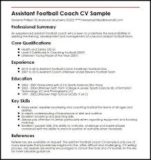 Sport Management Resume Sports Resume Template Athletic Training Resume Sample Sports