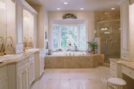 traditional master bathroom ideas traditional master bathroom with raised panel by tony leocadio