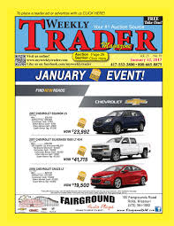 weekly trader january 12 2017 by weekly trader issuu