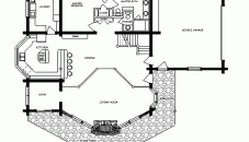 Log Home Floor Plans And Prices Log Cabin Floor Plans With Photos Home Garage And Basement Canada
