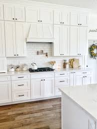 is black hardware in style white farmhouse kitchen cabinets with black hardware page 1