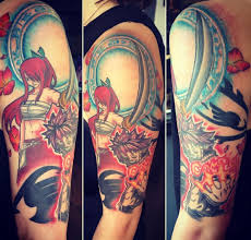 100 anime sleeve tattoo bleach sleeve part i by