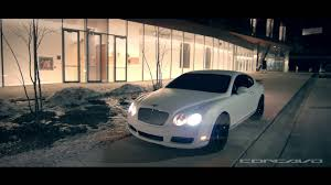 white bentley 2016 matte white bentley continental gt on concavo cw 5 deep concave