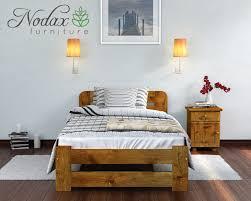 one range single bed frame bedside units underbed storage drawer