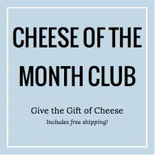 monthly gift clubs cheese of the month club stinkybklyn