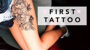 getting first big tattoo experience advice tips 2016 youtube