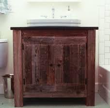 Reclaimed Wood Bathroom Mirror Reclaimed Wood Bathroom Mirror Doherty House Reclaimed