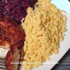 cuisiner des spaetzle oma s german spätzle recipe made just like oma cuisiner
