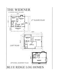 Open Floor Plans Log Homes by Custom Log Homes Blue Ridge Log Homes 540 337 0033