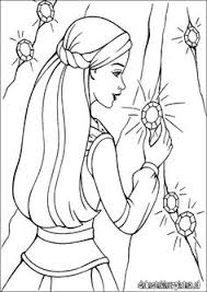 barbie magic pegasus coloring picture barbie coloring