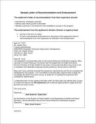 example recommendation letter for employee sample recommendation