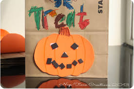 halloween treat bag craft diy halloween treat bags easy kids craft life sew savory