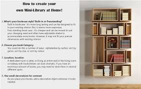 how to create your own mini library at home periplus