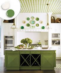 White Kitchen Cabinets White Appliances by Marvellous What Color To Paint Kitchen Cabinets Pictures Ideas