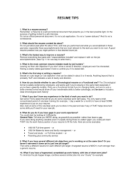 Best Resume Job Objectives by How To Make An Official Resume Resume For Your Job Application