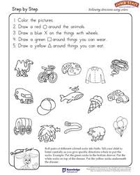 step by step u2013 critical thinking and logical reasoning worksheets