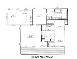 modern home floor plan farmhouse blueprints size of luxury modular home plans 4