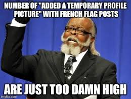 What Is Meme In French - my thought while browsing facebook newsfeed today imgflip