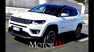jeep compass 2018 interior test drive 2018 jeep compass 1 4 limited 4x4 170 hp eng youtube