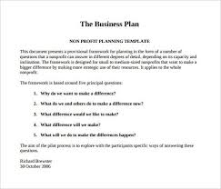 free basic business plan template tvonline5 sle business plan