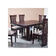 six seater dining table six seater dining table small dining table satorie home decors