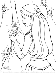 barbie diamond castle coloring pages thewealthbuilding