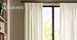 window treatmetns all window treatments williams sonoma