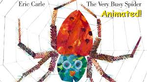 the very busy spider animated children u0027s book youtube
