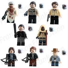Rick Walking Dead Halloween Costume Walking Dead Figures Daryl Dixon Rick Carol Peletier Negan Morgan