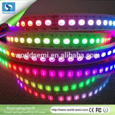 programmable led light strips multicolor led light strip ws2813 digital 5050 programmable flexible