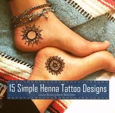 15 simple henna mehndi designs bling sparkle