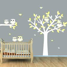 baby room wall decals trees jungle wall decals for nursery monkeys