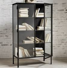 vintage iron display cabinet from accessories for the home
