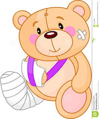 get well soon teddy get well teddy stock vector illustration of teddy 15762999