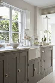 Kitchen Without Upper Cabinets by Love The Black Framed Windows Storage Ideas For Kitchens Without