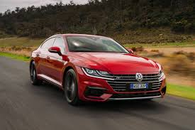 volkswagen launches arteon r line flagship in australia forcegt com