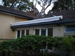Retractable Folding Arm Awning Roof Mounted Awnings Folding Arm Eco Awnings