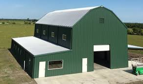 metal garages for shops and storage buck steel