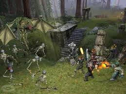 dungeon siege 3 square enix obsidian team for dungeon siege 3 wired