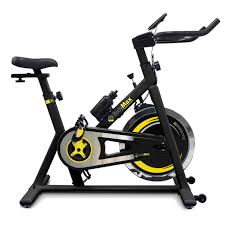 bodymax b2 indoor cycle exercise bike black free lcd monitor